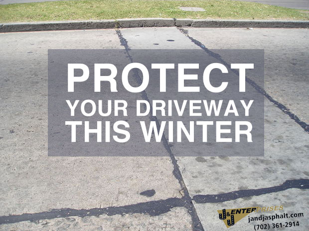 Protect your driveway this winter